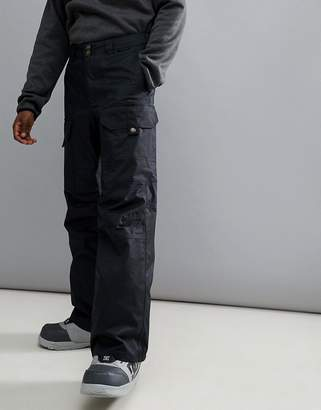 DC Snow Code Pants With Double Knee Construction