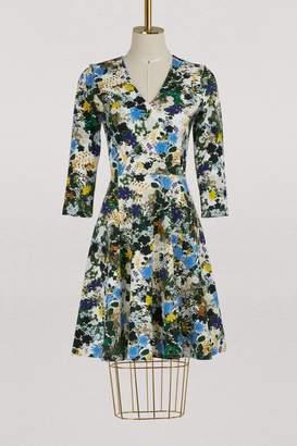 Erdem Domitilla short dress