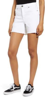 1822 Denim Longline Denim Shorts