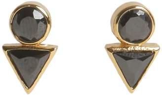Kate Spade Triangle Earrings