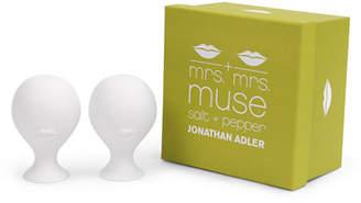 Jonathan Adler Mrs. & Mrs. Muse Salt & Pepper Shakers