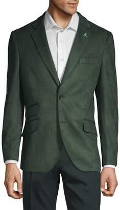 Tailorbyrd Stretch-Fit Notch Lapel Jacket