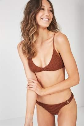Body Celeste Ring Triangle Bikini Top