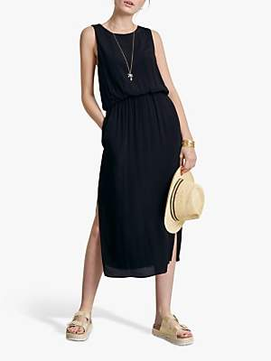 Hush Corsica Dress, Black