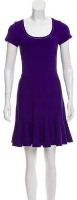 Diane von Furstenberg St. Petersburg A-Line Dress