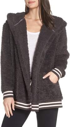 Make + Model Oh So Cozy Open Hoodie