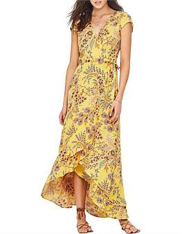 Tigerlily Manipura Maxi Dress