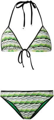 Missoni Mare fine knit bikini