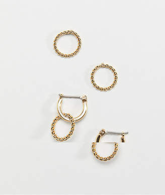 Pieces Circle Earrings Pack
