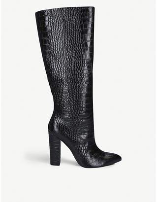 Aldo Ibilia leather mid-calf boots