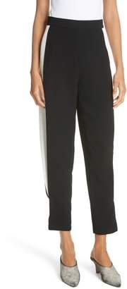 Rachel Comey Bridges Side Stripe Tapered Pants