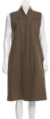 Tome Wool Longline Vest w/ Tags