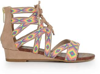 Sam Edelman Girls Danica Friendship Sandal