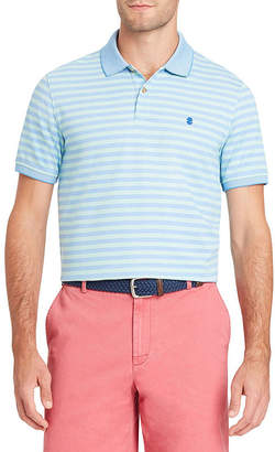 Izod Advantage Short Sleeve Pique Polo Shirt