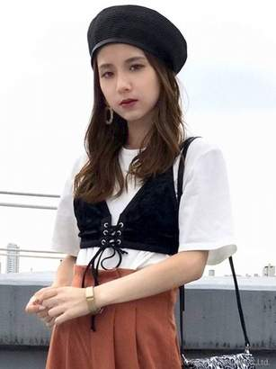 EMODA (エモダ) - エモダ BRAIDベレー帽