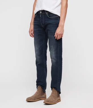 AllSaints Reed Straight Slim Jeans