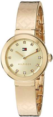 Tommy Hilfiger Women's Quartz Tone and Casual Watch(Model: 1781720)