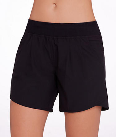 Calvin Klein Performance Pleat Front Cycling Shorts