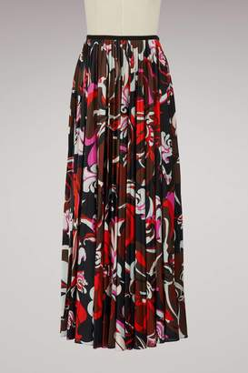 Emilio Pucci Aruba printed skirt