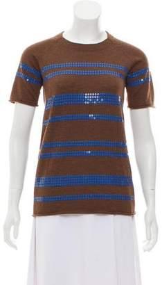 Tory Burch Wool Knit Top