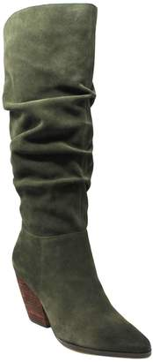 Charles by Charles David Charles David Chunky Block Heel Slouch Tall Boots - Nancie