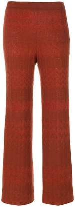 Missoni cropped trousers
