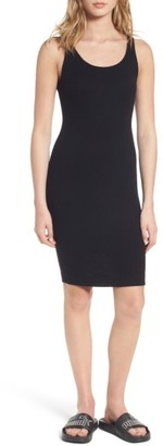 Women's Lush Rib Knit Body-Con Dress $42 thestylecure.com