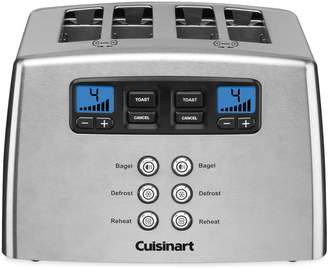 Cuisinart 4-Slice Countdown Leverless Toaster