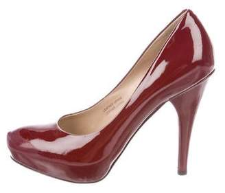 Via Spiga Patent Leather Pumps