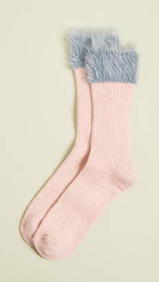Hysteria Judit Mid High Socks