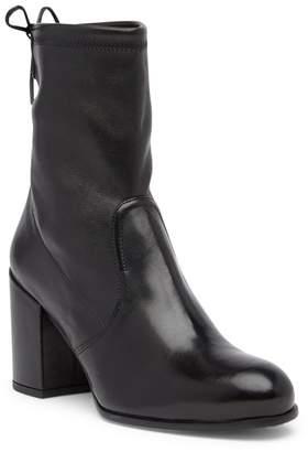 Stuart Weitzman Shorty Block Heel Boot - Wide Width Available
