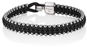 Miansai Men's Turner Rope Bracelet - Black