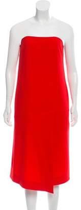 Tibi Strapless Mini Dress w/ Tags