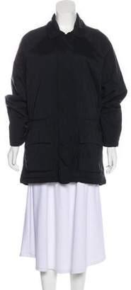Loro Piana Virgin Wool & Angora-Lined Jacket