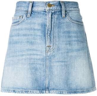 Frame Le Mini denim skirt