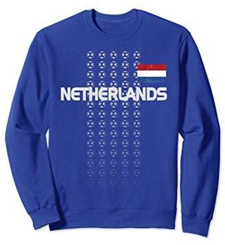 Netherlands soccer Sweatshirt - Dutch National Team Fan