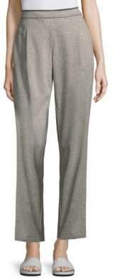 Lafayette 148 New York Soho Cotton Track Pants
