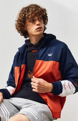 adidas Blocked Warm Up Jacket