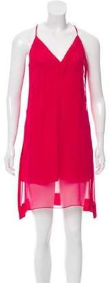 Ramy Brook Silk Mini Dress