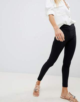 Free People Easy Goes It skinny jeans