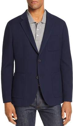 Michael Kors Dobby Slim Fit Sport Coat