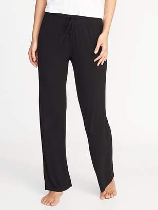 Old Navy Jersey-Knit Lounge Pants for Women