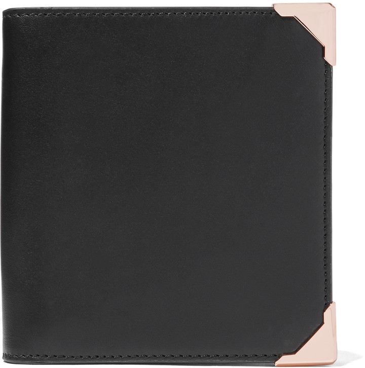 Alexander WangAlexander Wang Prisma leather wallet