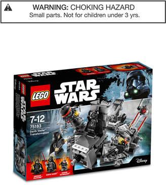 Lego 282-Pc. Star Wars Darth Vader Transformation