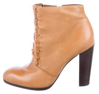 Elizabeth and James Lace-Up Ankle Boots