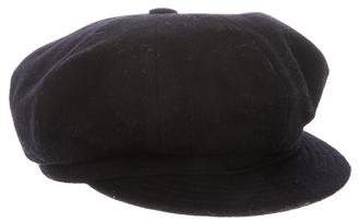 Borsalino Wool Conductor Hat