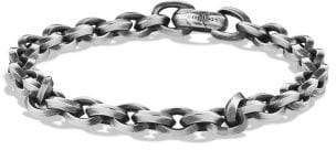 David Yurman Knife Edge Link Chain Bracelet