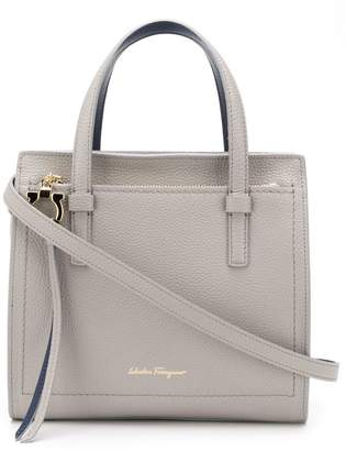 Salvatore Ferragamo extra small Amy shopping tote