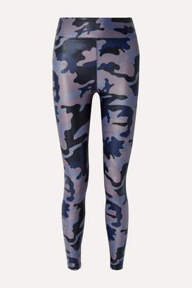 Koral Camouflage-print Stretch Leggings