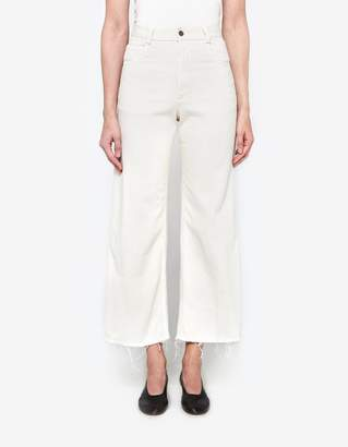Rachel Comey Legion Pant in Dirty White